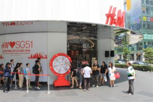 H&M NATIONAL DAY ROADSHOW CARNIVAL