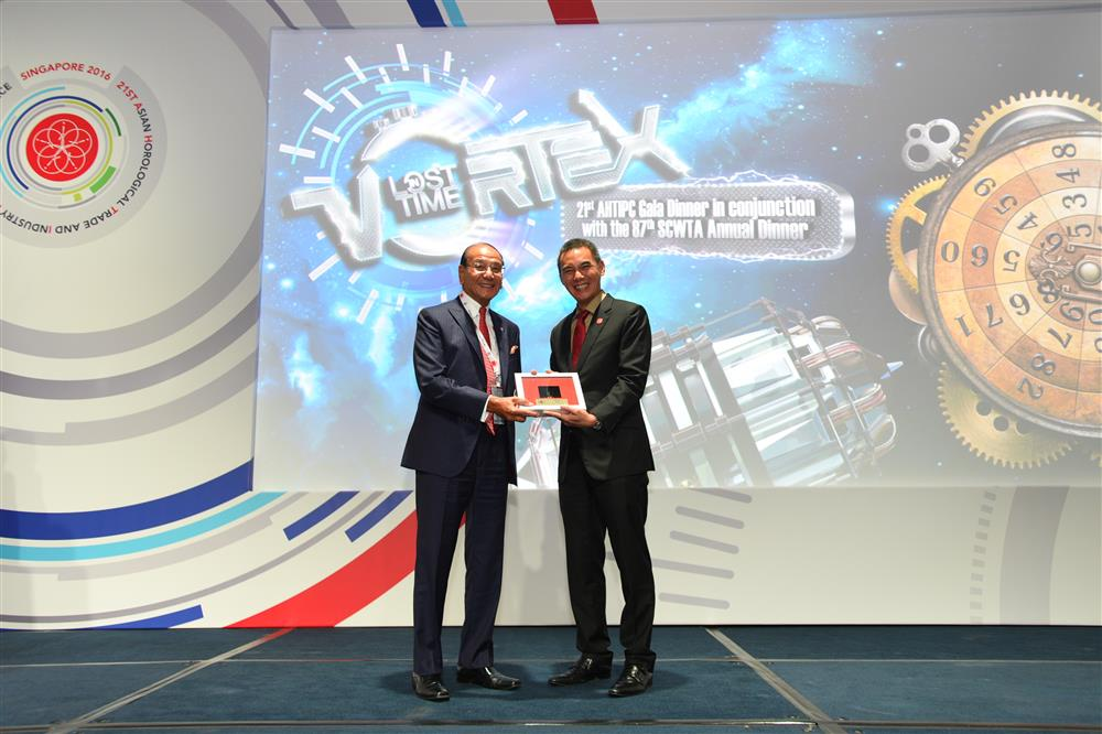 SINGAPORE CLOCK & WATCH TRADE ASSOCIATION CONFERENCE AND GALA